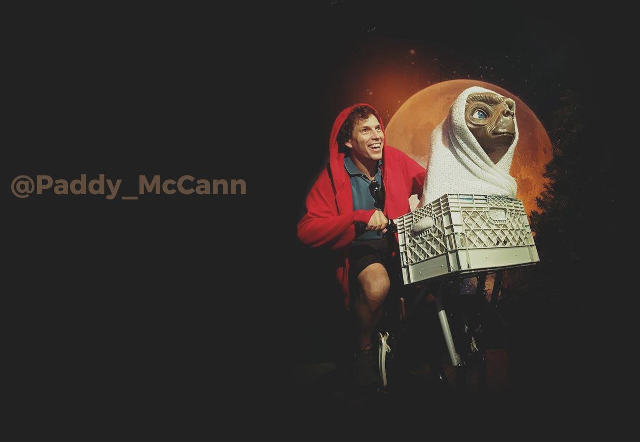 Paddy McCann